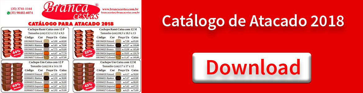 Catalogo Atacado para download